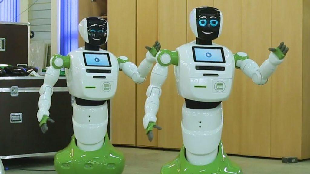 В Сбербанке появился новый сотрудник – робот Анна