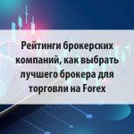 Рейтинги брокерских компаний, как выбрать лучшего брокера для торговли на Forex